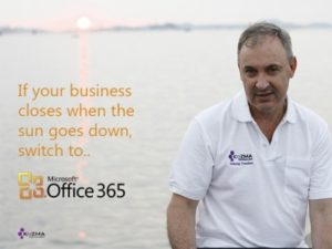 Office 365 Migrations Work Anywhere